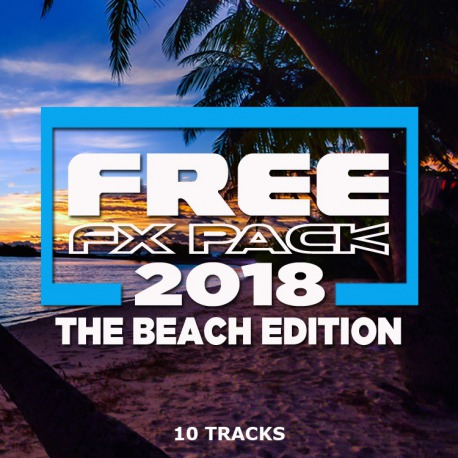 Gratis Pack 2018 The Beach Edition