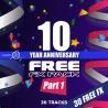 10 Year Anniversary Free Pack 1