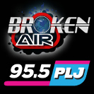 Broken Air on 95.5 PLJ NYC