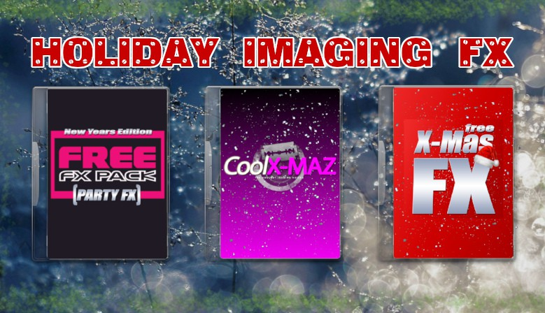 Free FX Pack The New Years Edition