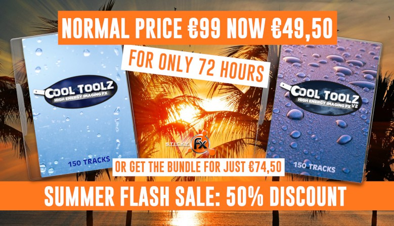 Cool Toolz Flash Sale
