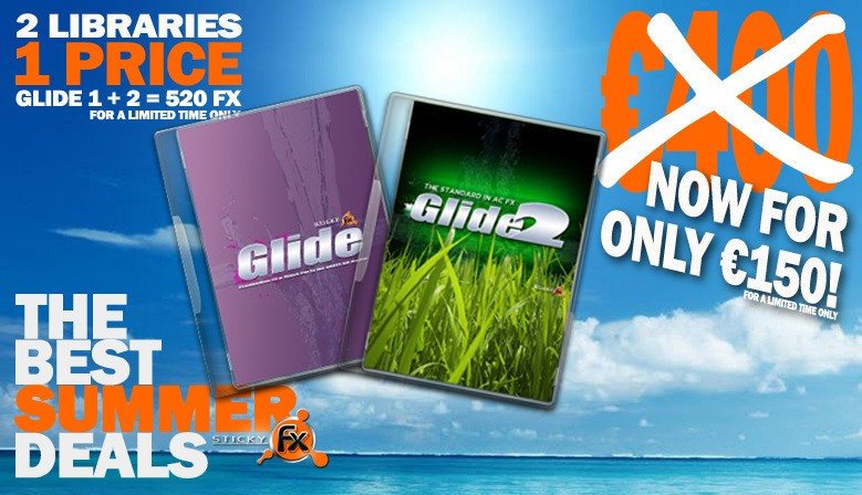 Summer Deals Glide Bundle