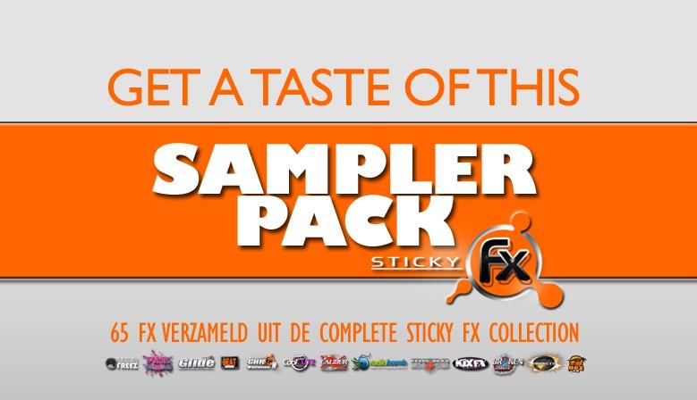 Sampler Pack